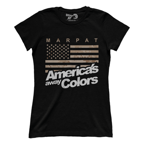 MARPAT - America's Away Colors V1 (Ladies)
