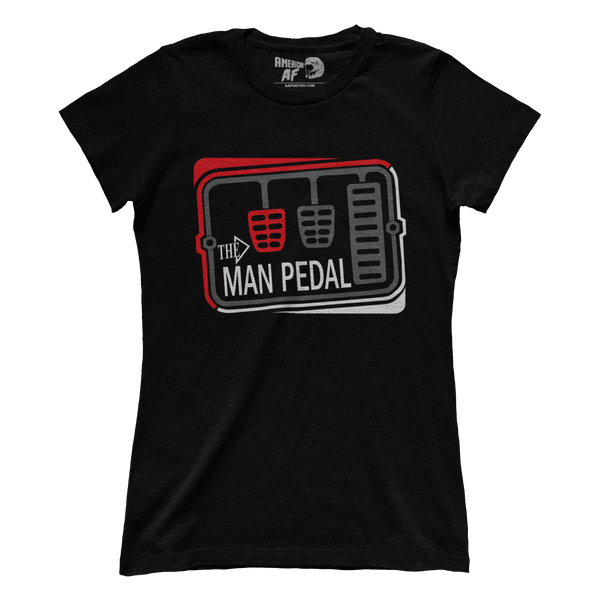 The Man Pedal (Ladies)