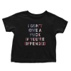 F Offended - RAW - Toddlers