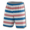 Old Glory Stripes Weekend Shorts
