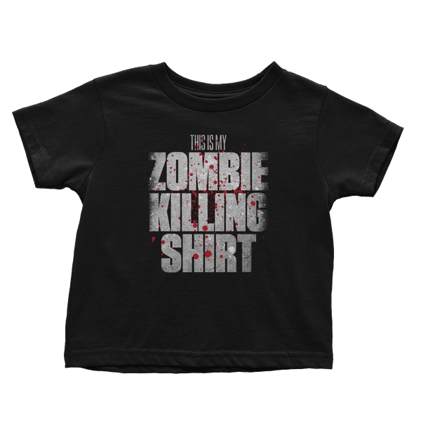 Zombie Killing Shirt - Toddlers