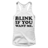 Blink If You Want Me. (Ladies)