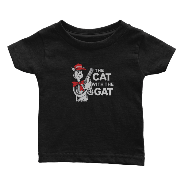 Cat with a Gat - Rugrats