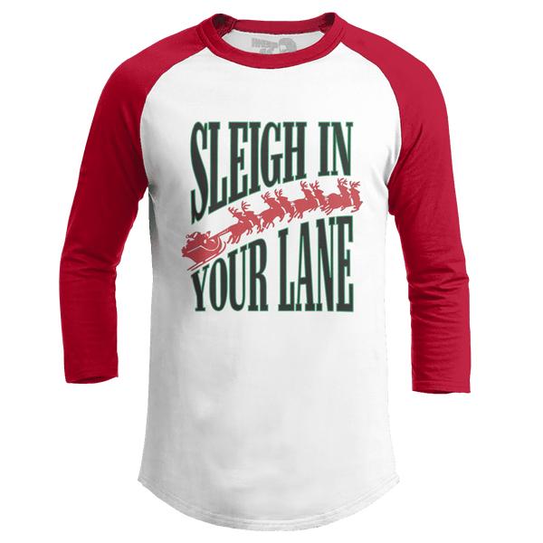 Sleigh in Your Lane