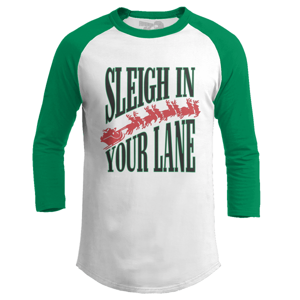 Sleigh in Your Lane (Ladies)
