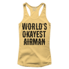 World's Okayest Airman (Ladies)
