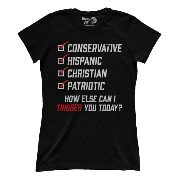 Conservative Checklist (Hispanic) (Ladies)