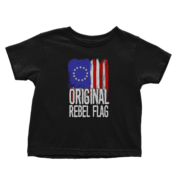 Original Rebel Flag - Toddlers