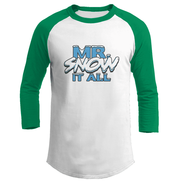 Mr. Snow it All - Kids