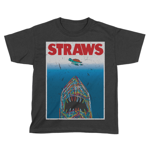 Straws - Jaws (parody) - Kids