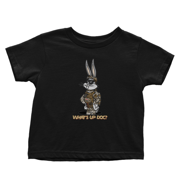 What's Up Doc? - Army - Toddlers