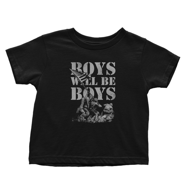 Boys Will Be Boys - Toddlers