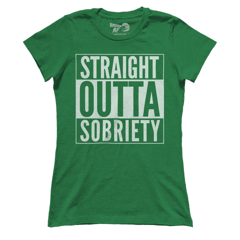 SPD: Straight Outta Sobriety (Ladies)