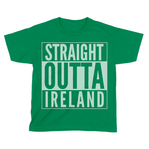 SPD: Straight Outta Ireland - Kids