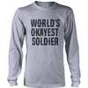 World's Okayest Soldier