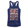 AK: Liberal For Halloween (Ladies)