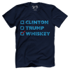 Clint, Trump, Whiskey
