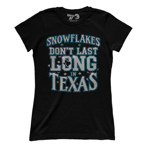 Snowflakes in Texas (Ladies)