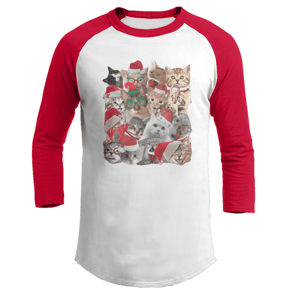 Cat Christmas - Kids