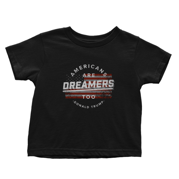 Americans Are Dreamers - Toddlers
