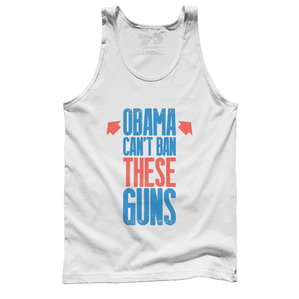 Obama Can't Ban These Guns!