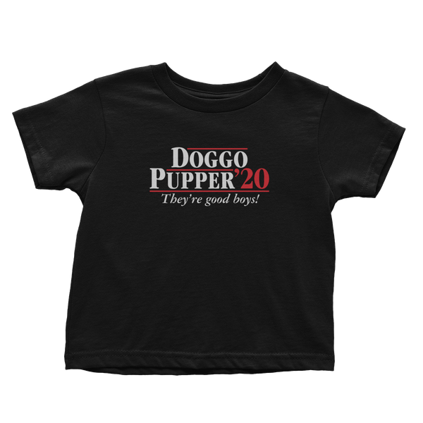 Doggo Pupper 2020 - Toddlers
