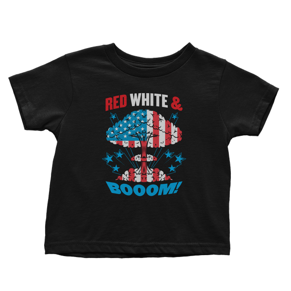 Red, White, and Boom - Toddlers