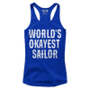 World's Okayest Sailor (Ladies)