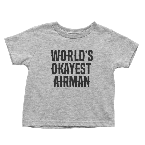 World's Okayest Airman - Toddlers