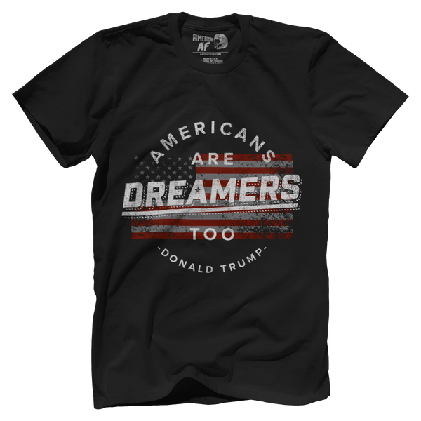 Americans Are Dreamers
