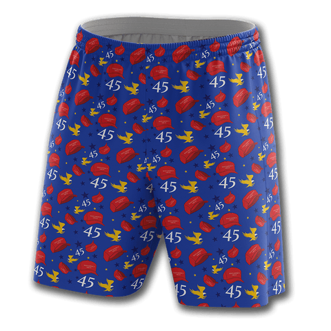 Trump Hats Weekend Shorts