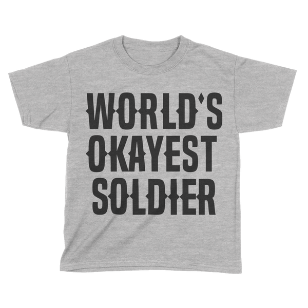 World's Okayest Soldier - Kids