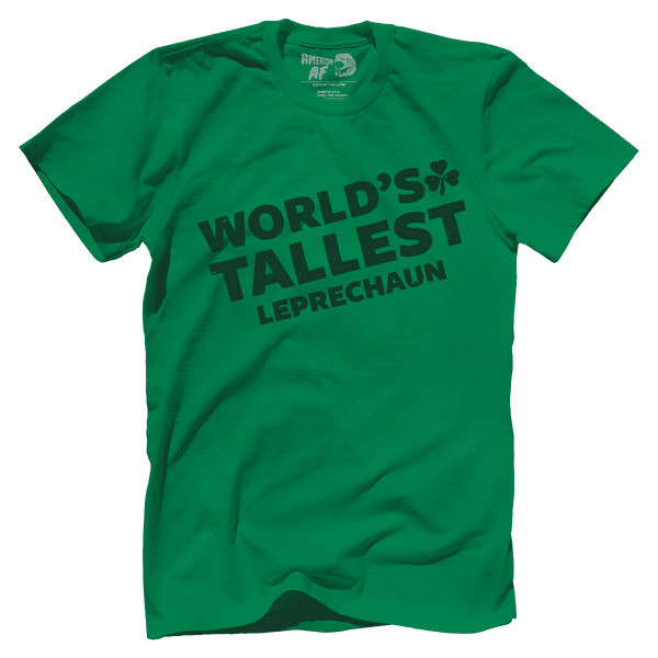 SPD: World's Tallest Leprechaun