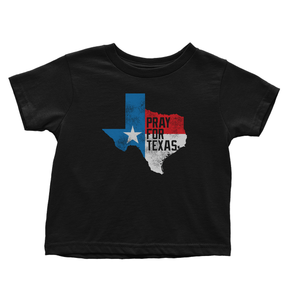 Pray for Texas - Fundraiser Shirt - Toddlers