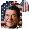 Dye-Sub Ronald Reagan Face