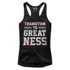 Transition to Greatness (Ladies) - August 2020 Club AAF Exclusive Design