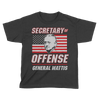 Mattis - Secretary of Offense - Kids