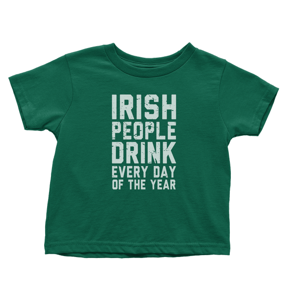 SPD: Irish People Drink Every Day - Toddlers