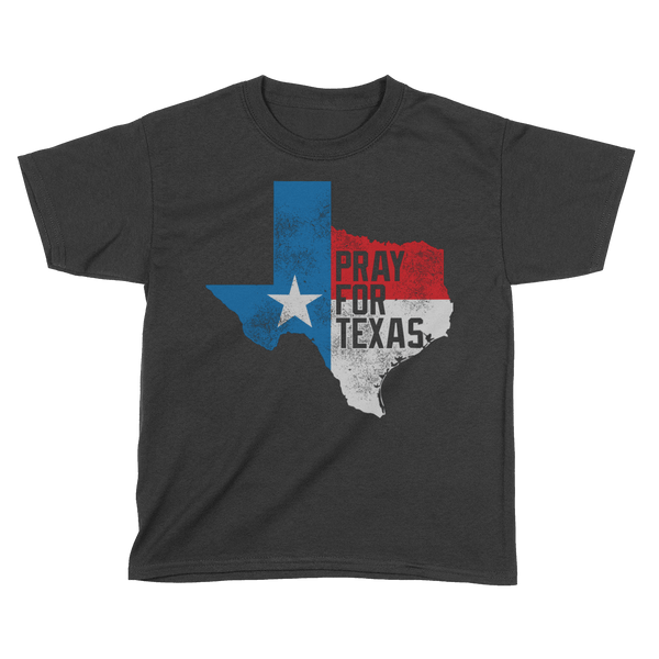 Pray for Texas - Fundraiser Shirt - Kids