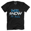 Mr. Snow it All