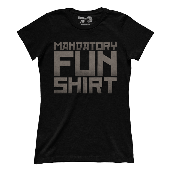 Mandatory Fun (Ladies)