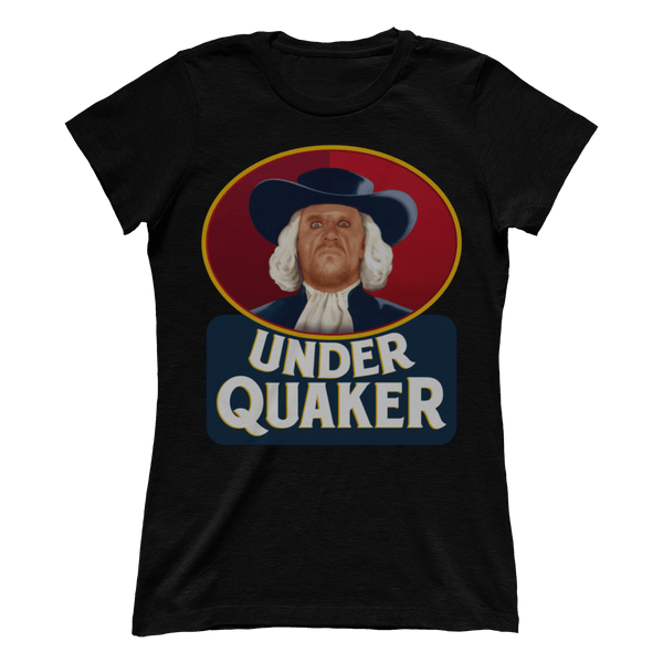 Under Quaker (parody) (Ladies)