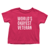 World's Okayest Veteran - Toddlers