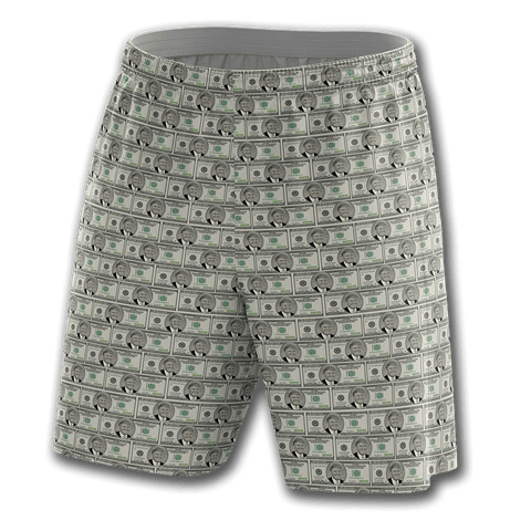 Trump Hundreds Weekend Shorts