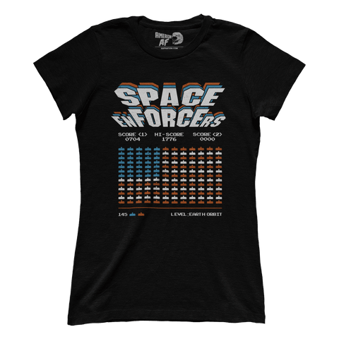 Space Force (Arcade Edition) (Ladies)