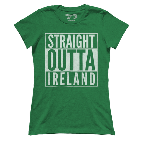 SPD: Straight Outta Ireland (Ladies)