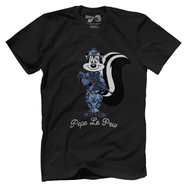 Pepe Le Pew - Navy