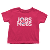 JOBS not MOBS - Toddlers