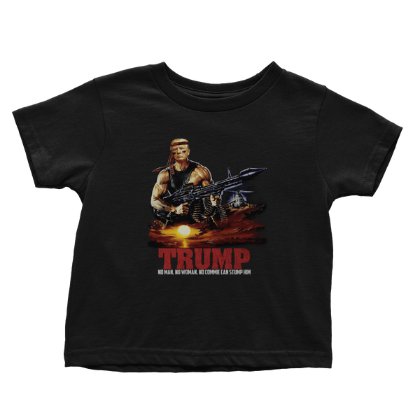 Trump Rambo (parody) - Toddlers