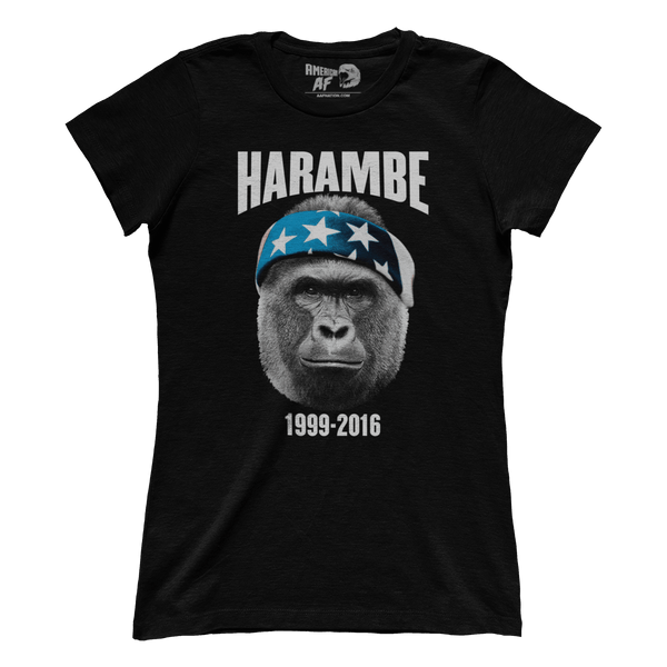 Harambe 1999-2016 (Ladies)